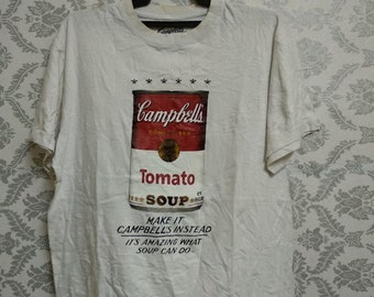 NICE...beauty and youth x campbells shirt