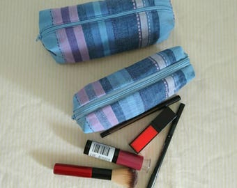 Pencil makeup accessories gadget case