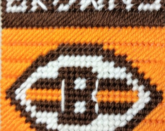 Cleveland Browns tissue topper