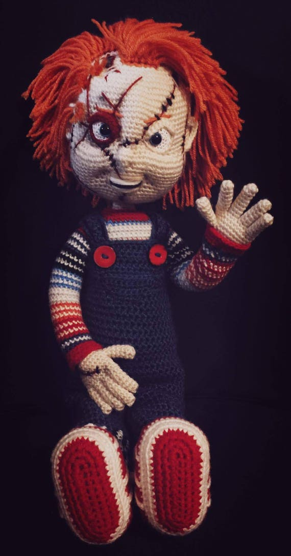 Böser Junge Puppe Häkelanleitung
