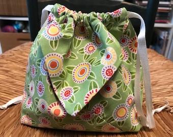 Backyard Lemonade Origami Bag