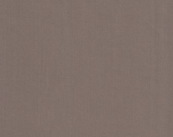 """60"""" Cocoa Brown Wool Blend Suiting by the yard (15738)"""