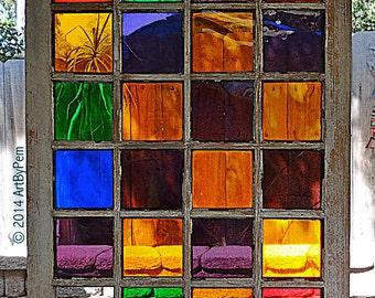 Floating Window - fine art photography - 11x14-print - wall art