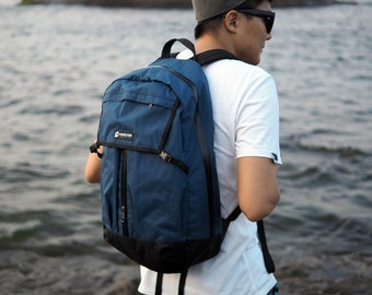 PIPE -T1 backpack (fuctional/lightweight/weatherproof)- Blue