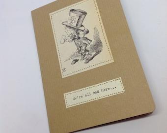 Alice In Wonderland Greeting Cards