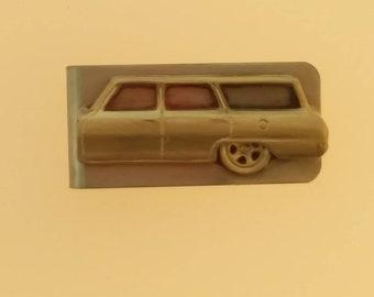 Chevy Nova wagon money clip