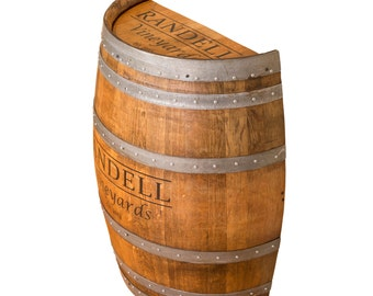 1119 - Personalized Half Barrel