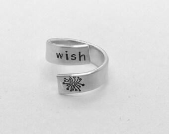 Wish Wrap Ring