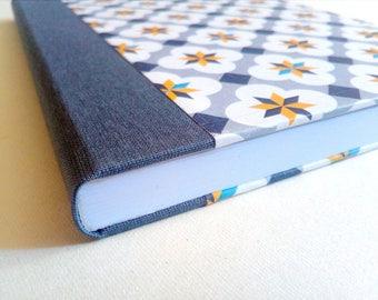 Modernist A5 Notebook Barcelona modernist cement tiles Art nouveau