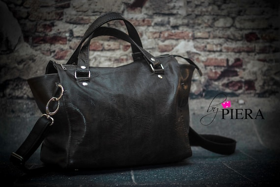 leather bag, leather tote bag, leather women Handbag, exotic leather purse,  leather handbag, handmade leather bag, griffin tote bag