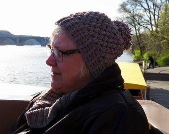 Cozy Crochet Hat