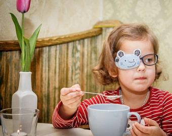 Eyepatches for lazy eyes.