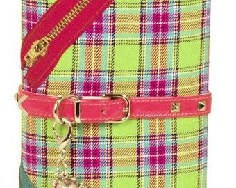 Couture Vintage Matinee inspired Handbag. Handmade in the USA- Malcom, Sex Pistols