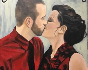 "Custom Painting (16""x20"")"