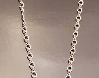Freshwater Pearl Necklace on Sterling Silver Chain