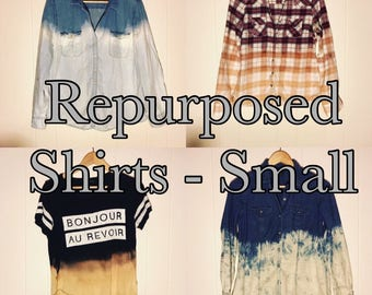 Repurposed Button Ups (Small)