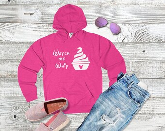 Dole Whip French Terry Hoodie