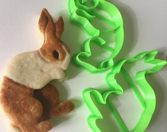 Bashful Bunny Cookie Cutter Set