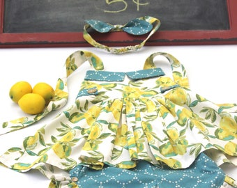 Girls Short Set, Lemons outfit, Girls Outfits,  Girls Summer Outfits, Sizes 12 months to 10
