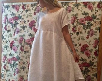 white linen dress, linen womens clothing, linen dresses for women, white dresses for women, white dress women, white summer dresses