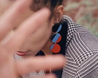 The Leon Polk Earrings