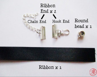 Ribbon Choker DIY pack