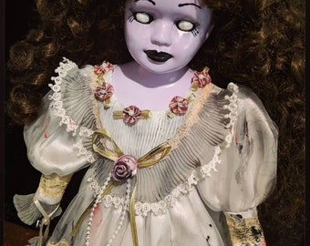 Gothic ghost doll