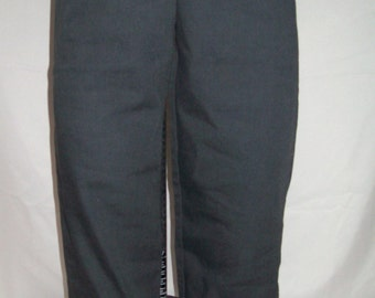 Renaissance/Pirate Boy Drawstring Gray Pants Various Sizes