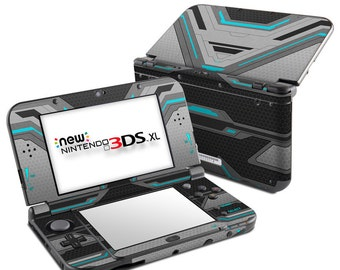 Nintendo 3DS XL Skin - Spec by FP - Sticker Decal Wrap - Fits New and Original