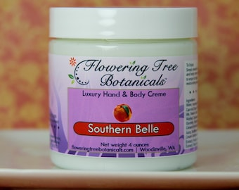 Southern Belle Luxury Body Creme - 4 ounces