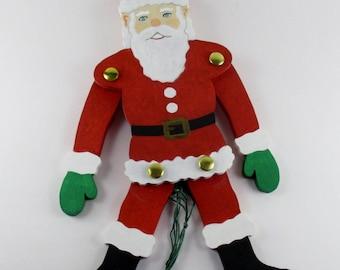 Jumping Jack Santa