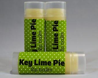 Key Lime Pie - Lip Balm - Key Lime - Natural Lip Butter - Lime