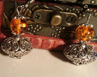 New Mediterranean Style Drop Earrings