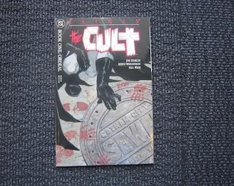 Batman The Cult #1 - NM+ unread