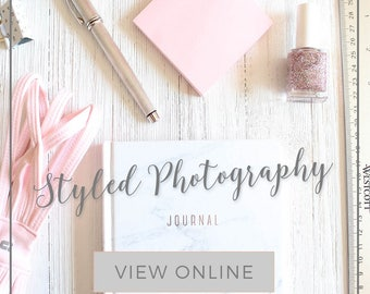 Pink Styled Stock Photography Bundle