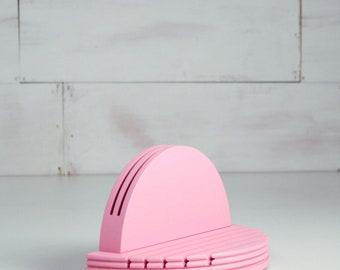 PRE-ORDER Ruler Roundups Pink