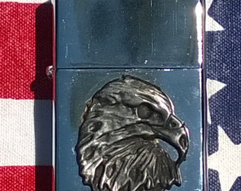 American Eagle lighter ...never used, like new condition!