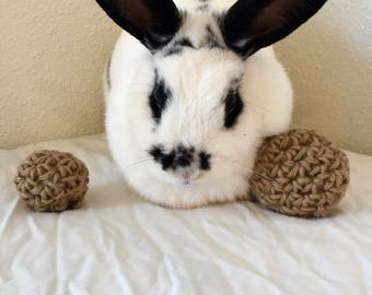 Bunny Ball/ Twine Ball/ Great Gifts/ Chew Ball / Throw Toy / Be Your Bunnies Best Friend!/