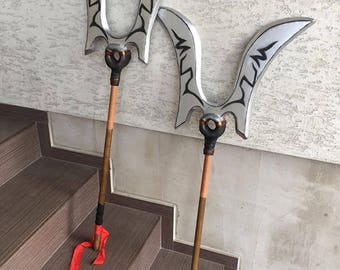 Akali League of Legends Weapons