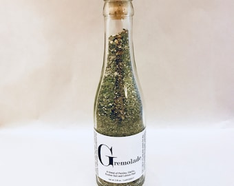 Gremolade - Mini Champagne Bottle
