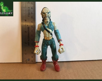 Vintage 1990 Pirates of Dark Water - Mantus by Hasbro