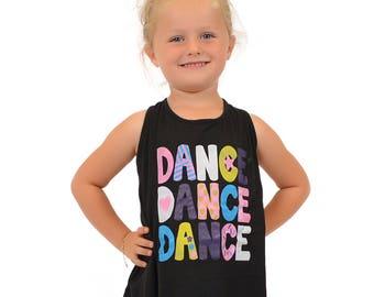 Girl's DANCE DANCE DANCE Tank