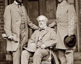General Robert E .Lee taken around 1865