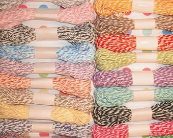 Mega Pack Bakers Twine from Divine Twine and The Twinery