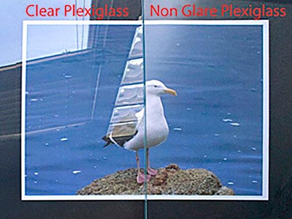 Non-Glare Plexiglass For Picture Frames