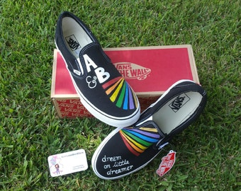 Above And Beyond Vans
