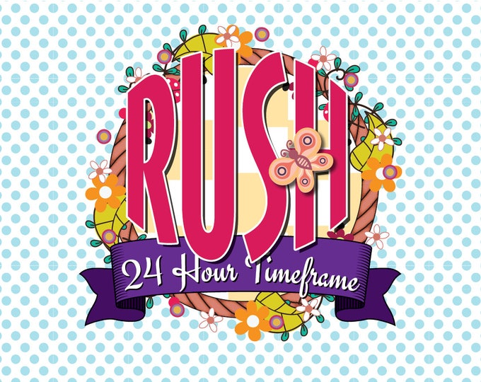 Rush Option — Custom Fabric Label Add-On Rush Service Option
