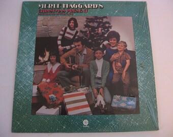 Merle Haggard - Christmas Present (Something Old, Something New) - Circa 1973