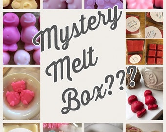 Mystery Soy wax melts gift box, Natural wax, Surprise, wax tart ,Highly scented , Uk,