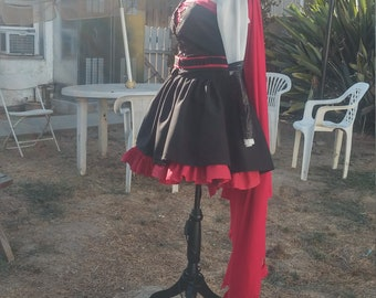 Ruby Rose Vol 3 Cosplay out fit